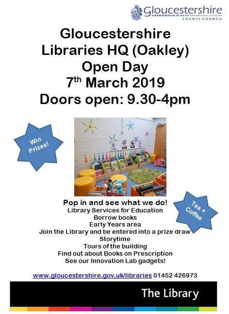 Oakley Open Day 7.3.2019
