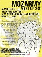 First Annual Mozarmy Meet 2013