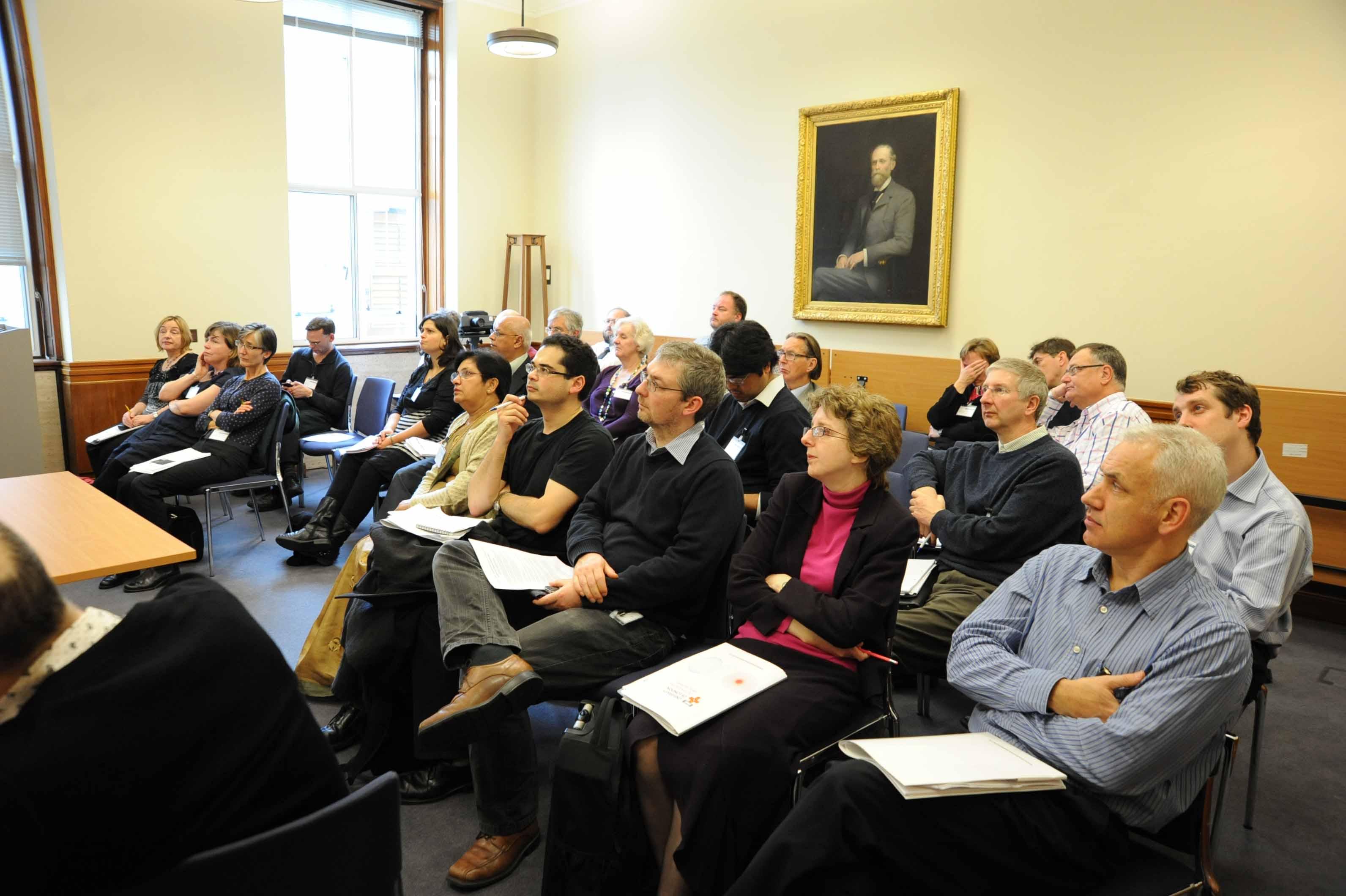 RIDE 2010 seminar
