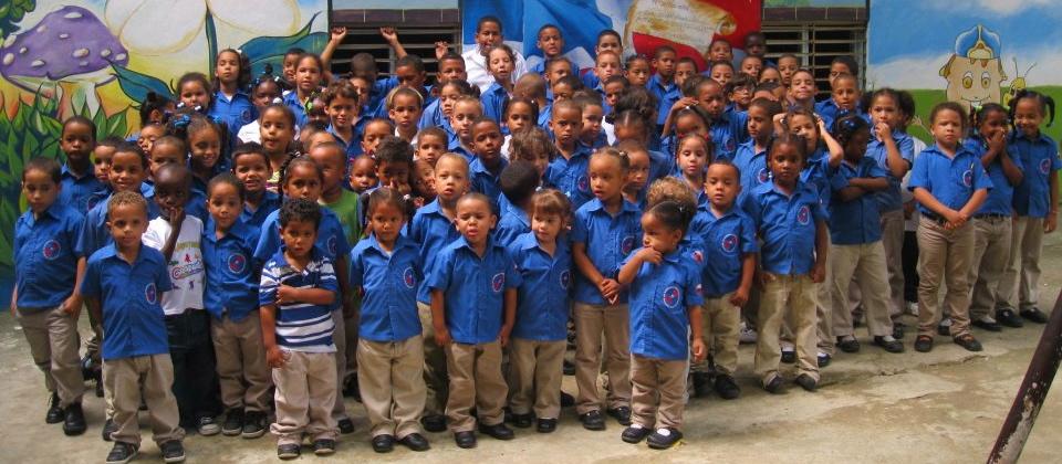 Project Manana School Kids