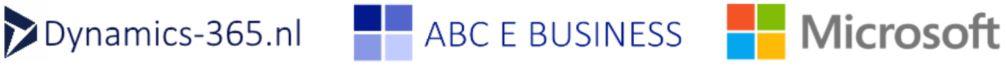 Dynamics 365, ABC E BUSINESS en Microsoft