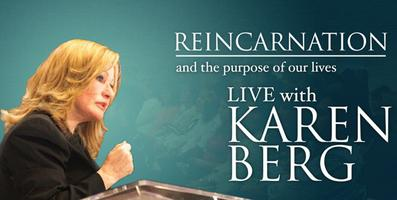 Reincarnation Live with Karen Berg