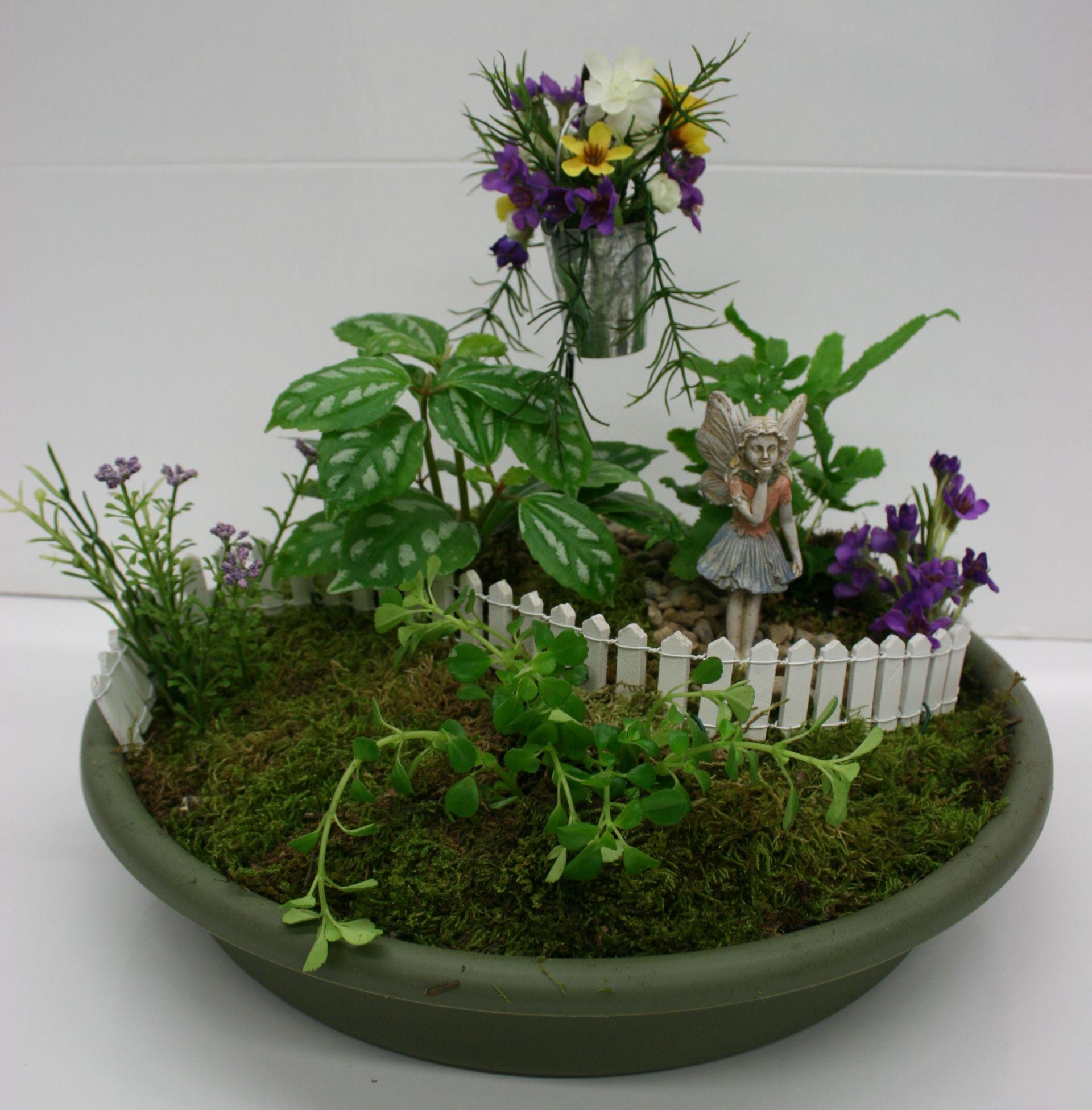Create Your Own Fairy Garden Class Tickets, Tue, Apr 9