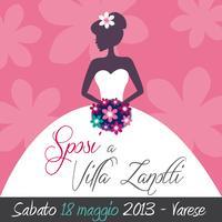 logo Sposi a Villa Zanotti