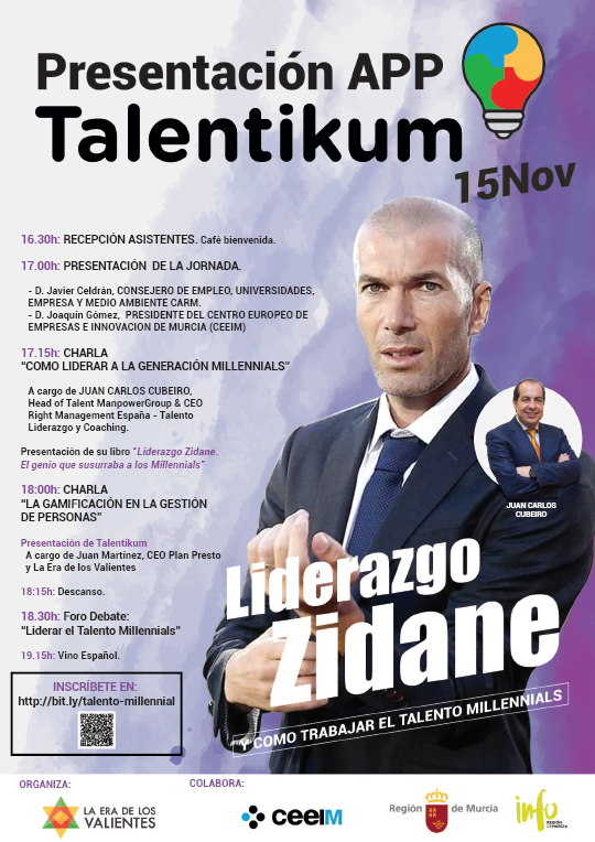 cartel presenta evento