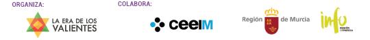 logos organizadores y colaboradores