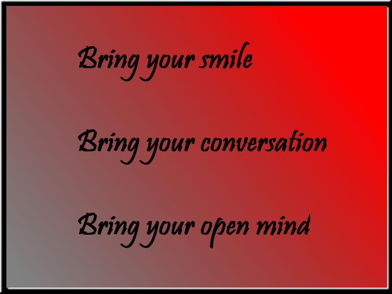 Smile, Conversation, Date, Speed Date