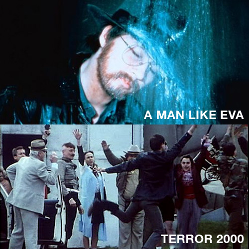 A Man Like Eva, Terror 2000