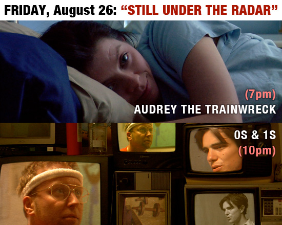 Audrey the Trainwreck, 0s & 1s