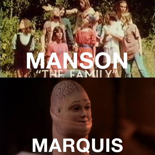 Manson, Marquis