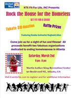 Rock the House for the Homeless