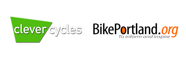 Clever Cycles - Bike Portland Logos