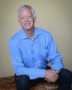 Gordon Hartman Portrait