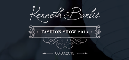 Kenneth Barlis Fashion Show
