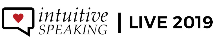 Intuitive Speaking Live 2019