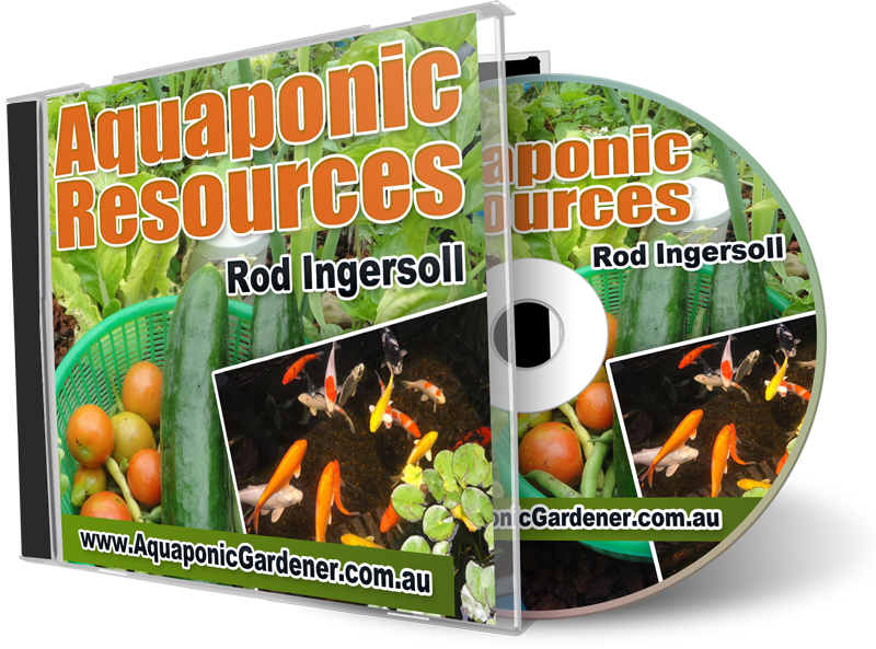 Aquaponic CD Resource