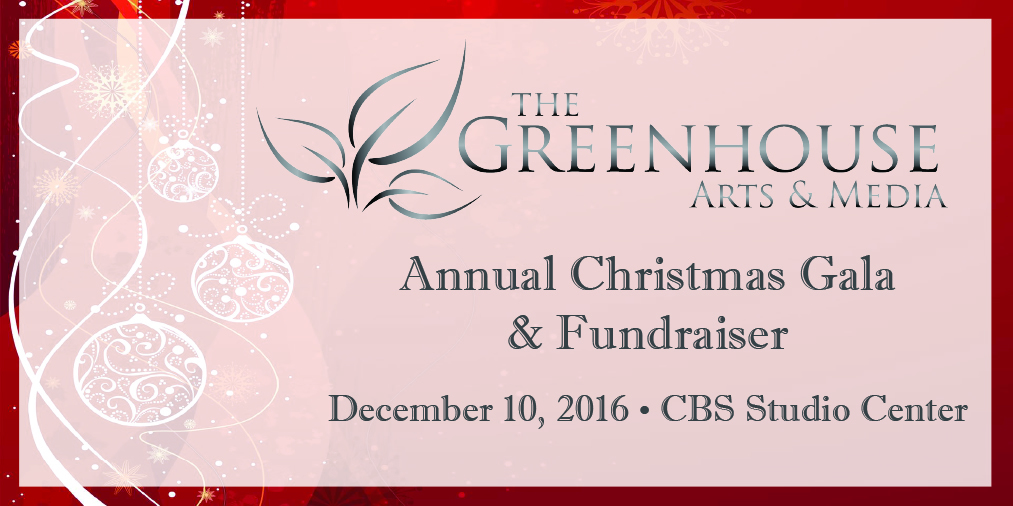 Greenhouse Christmas Banner 2016