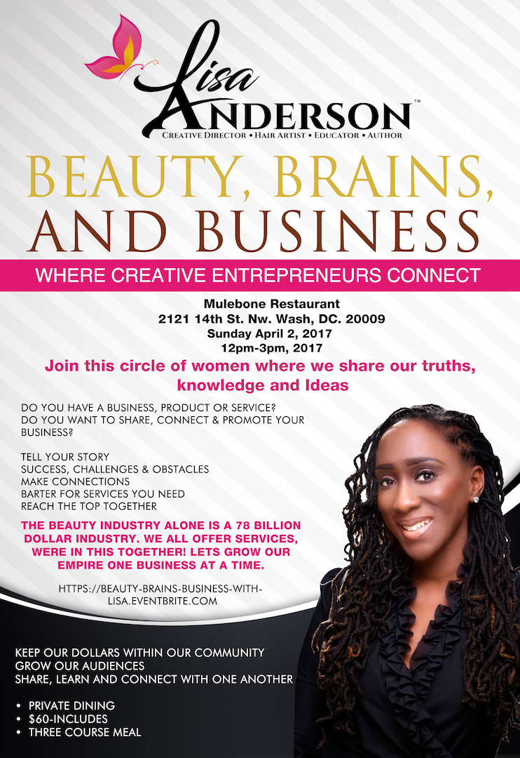 Beauty, Brains and Business