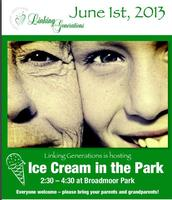 "Intergenerational Day ""Ice Cream in the Park"""