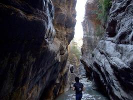 il canyon del Raganello