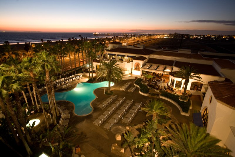 Hilton Waterfront's Beach Resort in Huntington Beach