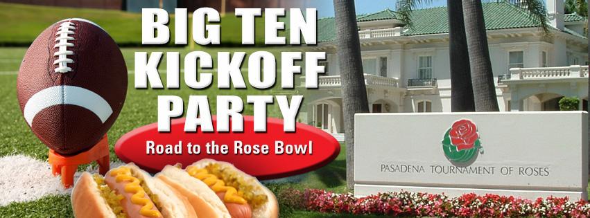 Kickoff Party