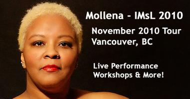 Mollena Williams: D/S Intensive - ADVANCE SALES CLOSED -...