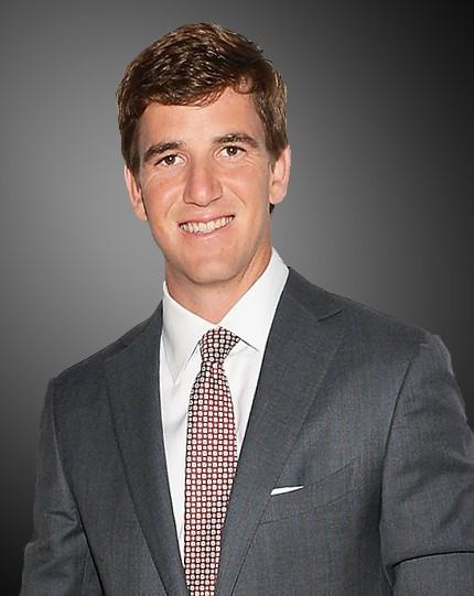 Eli Manning's Photo