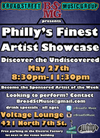 Philly's Finest Artist Showcase