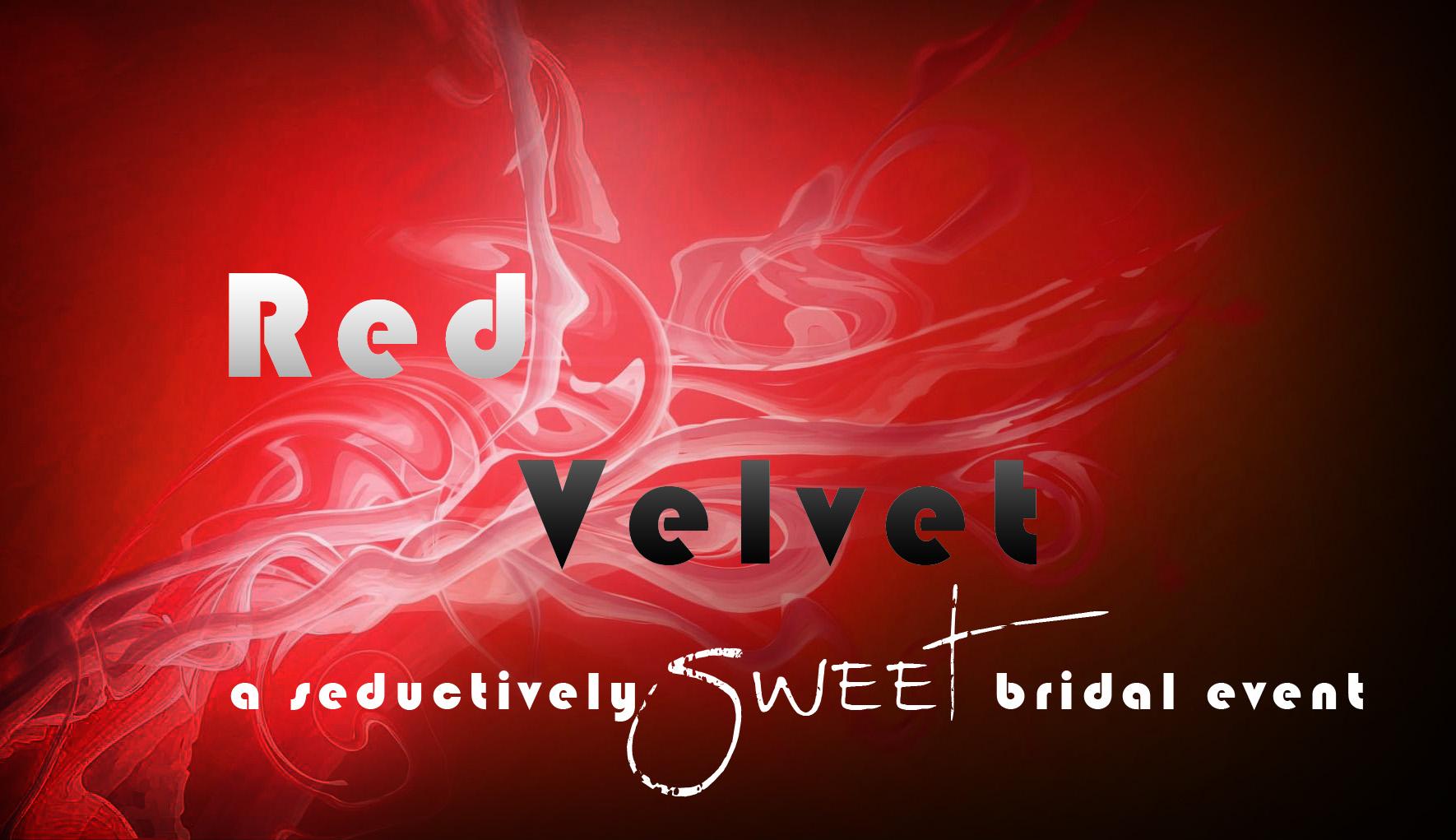 Red Velvet Bridal Event