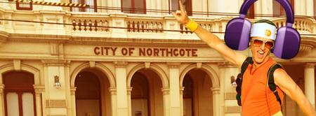 Northcote Silent Disco Walking Tours with Guru Dudu