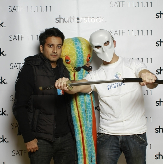 Event Organizers (Tarek & Miriam)