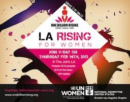 LA Rising for Women: A One Billion Rising Benefit by...
