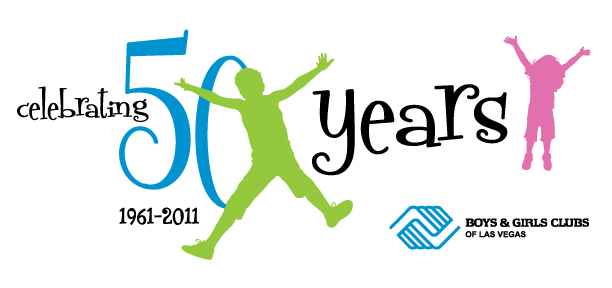 50th bday logo