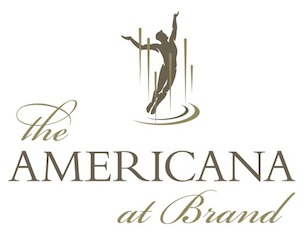 Americana at Brand logo