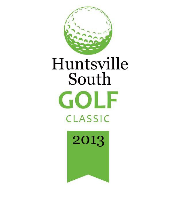 Huntsville South 2013 Golf Classic Logo