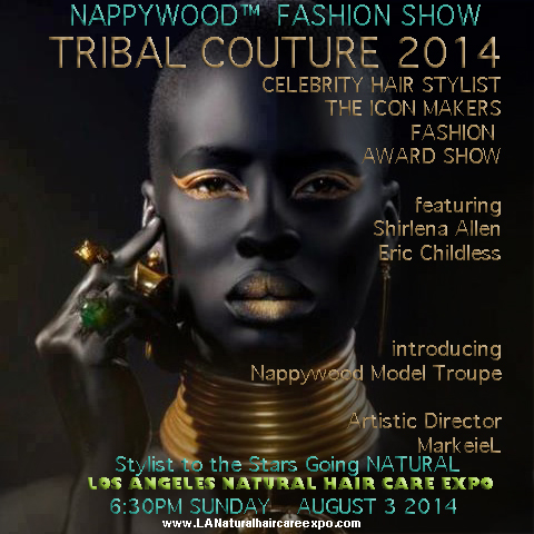Nappywood Celebrity FAshion and Award Show