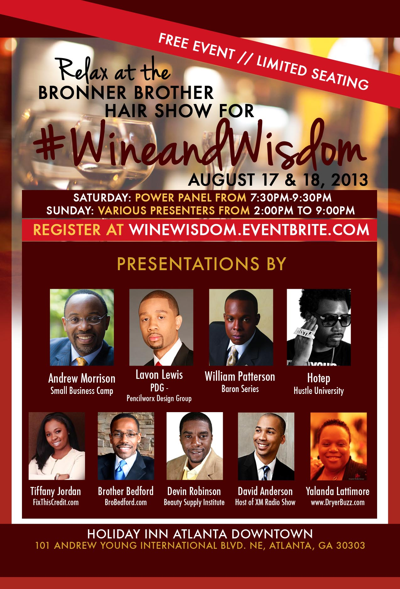 tickets for 2013 bronner bros hair show