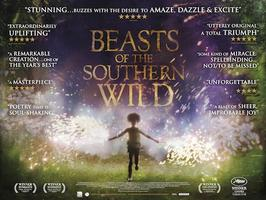 SIMON PEGG presents BEASTS OF THE SOUTHERN WILD Charity Scre...