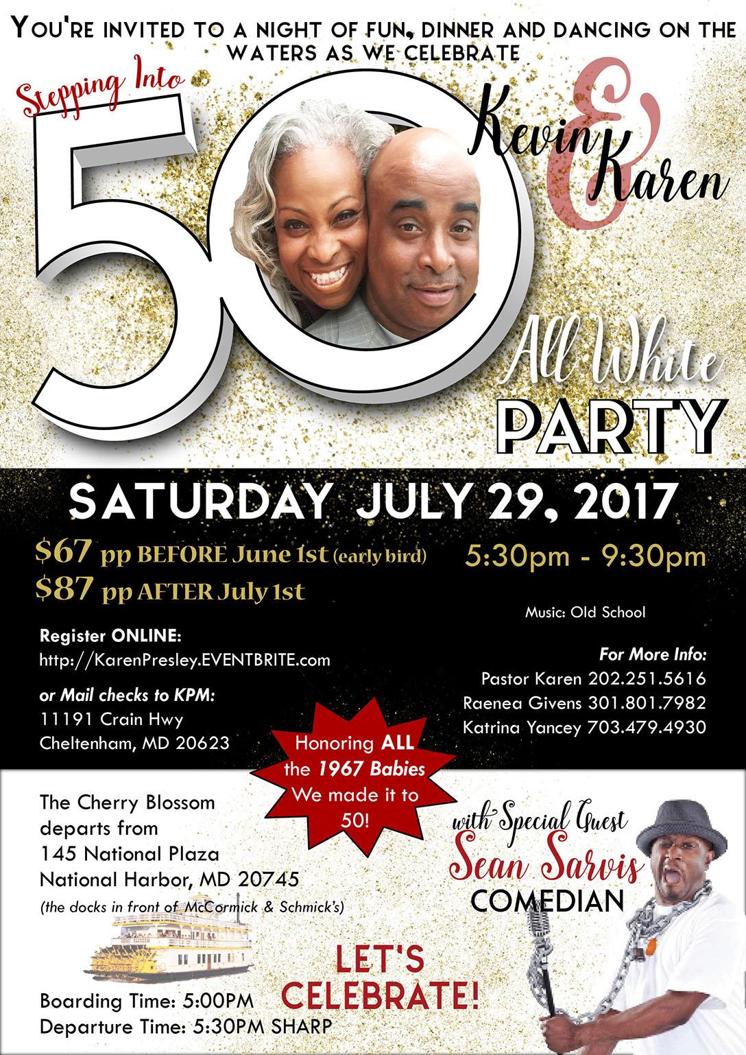 Kevin_Karen 50th Birthday Celebration