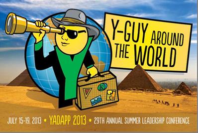 YADAPP Logo