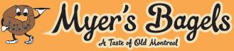 Logo for Myer's Bagels