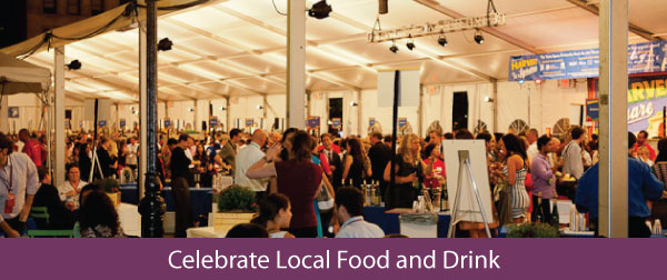 Celebrate Local Food & Drink
