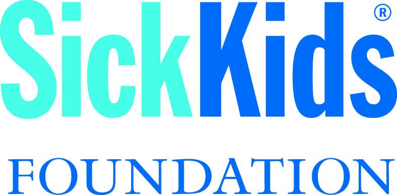 Sick Kids Foundation Logo