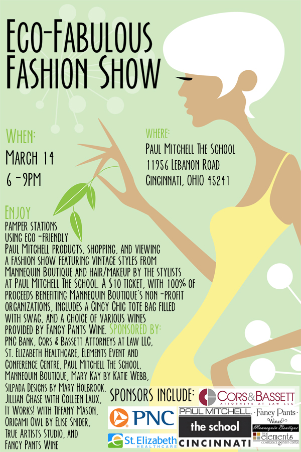 2014 Eco Fabulous Fashion Show