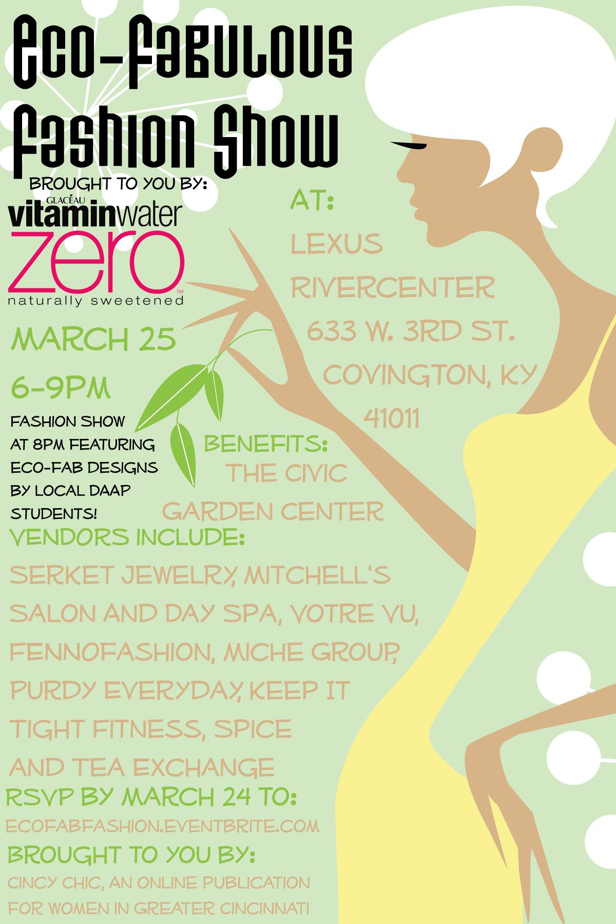 Eco-Fabulous Fashion Show