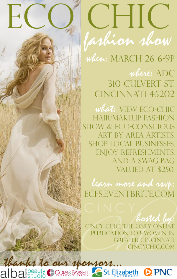 Eco-Chic Fashion Show