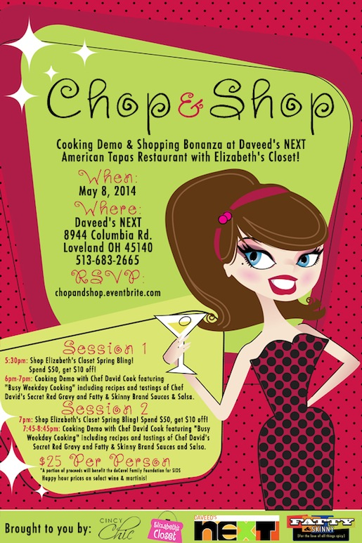 Chop and Shop Elizabeths Closet
