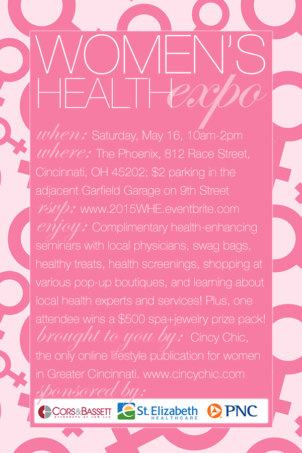 Cincy Chic Womens Health Expo