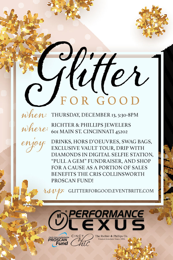 Glitter for Gold